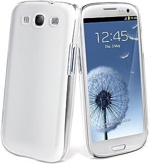 So'Axess BCASGI9300 后盖带保护套适用于三星 I9300 Galaxy S III 透明