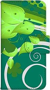 智能手机壳 手册式 对应全部机型 印刷手册 wn-512top 套 手册 蔓藤花纹图案 UV印刷 壳WN-PR185376-M HTC Desire HD 001HT 图案E