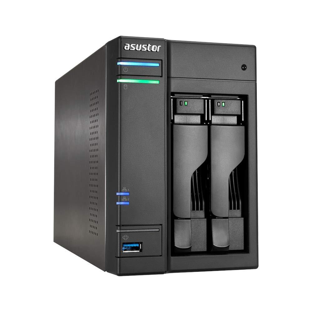 DDR3デュアルコアネットワーク接続ストレージドライブas6302t ASUSTOR