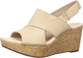 Clarks Annadel Sky Wedge 女士凉鞋