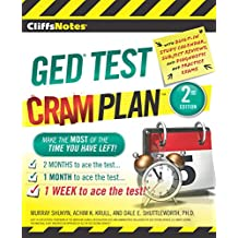 CliffsNotes GED Test Cram Plan Second Edition (Cliffsnotes Cram Plan) (English Edition)