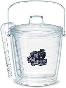 Tervis Old Dominion University Emblem Individually Boxed Ice Bucket, 87 oz, Clear