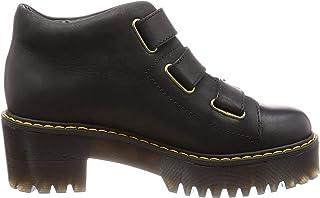 Dr. Martens 女士 Coppola 时尚靴子 黑色 3 M UK (5 US)