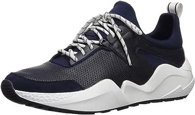 Kenneth Cole New York Maddox 男士慢跑运动鞋 *蓝 7