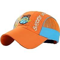 panegy 轻质帽子儿童幼儿棉质速干太阳帽棒球帽