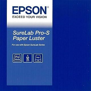 Epson 爱普生 C13S450138 A4 x 65/2 卷 SureLab Pro-S 纸张光泽