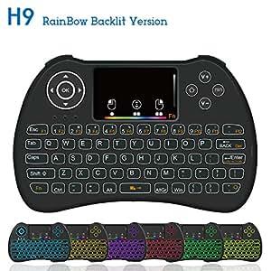 彩色背光 H9 迷你键盘