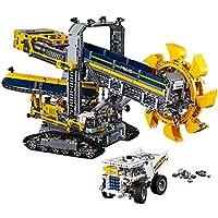 LEGO Technic 渔轮挖掘机 42055 建筑玩具