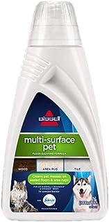 Bissell 2550 Multi-Surface Pet 清洁剂 带Febreze - 香味, 特别适用于宠物污垢, 适用 Crosswave Pet Pro 和 Spinwave,1 x 1 升