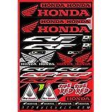 """D'cor Visuals 40-10-100 贴纸(Honda Crf 12""""x18"""")"""