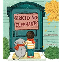 Strictly No Elephants (English Edition)