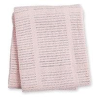 """lulujo *婴儿毯 粉红色 39""""x31"""""""