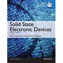 Solid State Electronic Devices, Global Edition (English Edition)