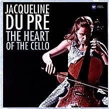 进口LP:杜普蕾 ─ 挚爱大提琴(黑胶唱片) Jacqueline Du Pre-The Heart Of The Cello(LP)95776046 [密纹唱片] 杜普蕾