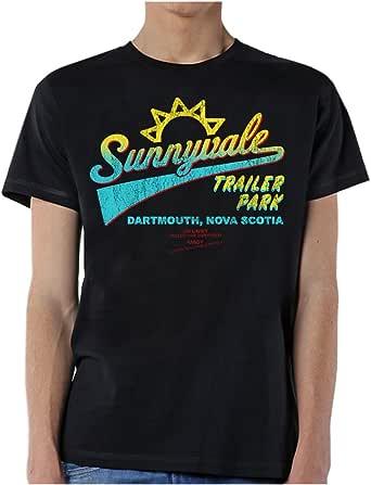 Trailer Park Boys 男士 Sunnyvale Front T 恤 XL