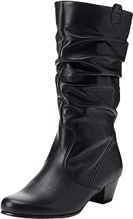 Gabor 女士舒适基本款高筒靴