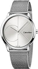 Calvin Klein 卡尔文克莱恩 石英男士手表 K3M2