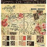 Graphic 45 4501826 LN 系列套装 12x12
