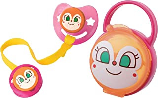 AN 奶嘴套装(面包超人)S(月龄 0~3个月) ドキンちゃん