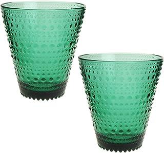 IITTALA(IITTALA) 随行杯翡翠 300毫升 卡斯蒂 含2个 6411923655569