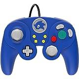Nintendo 任天堂 Switch *马里奥兄弟路易吉GameCube 风格有线战斗垫 专业控制器 Sonic