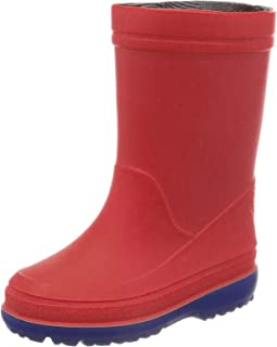 [ASAHI] 雨靴 儿童 R304 红色 16.0 cm 2E