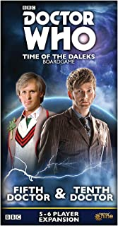 Gale Force Nine Doctor Who Time of The Daleks:*五位*和* 10 位*扩张