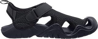 Crocs 卡駱馳 男式 Swiftwater 系列 休閑涼鞋
