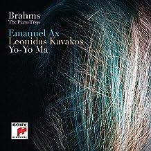进口CD:布拉姆斯钢琴三重奏全集-马友友 Brahms: The Piano Trios(2CD)88985407292