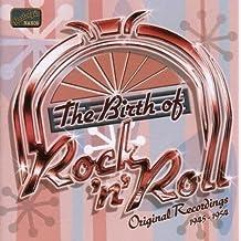 进口CD:摇滚乐的诞生(1945-1954年录音) Birth of Rock and Roll(The)(1945-1954)(CD)8.120801