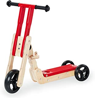 """Pinolino """"Theo"""" Pedal Scooter (Brown)"""