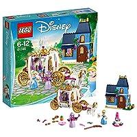LEGO 乐高 Disney Princess 迪士尼公主系列 灰姑娘的魔法之夜 41146 6-12岁 积木玩具