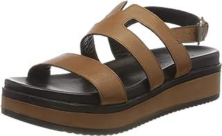 Shabbies Amsterdam 女士 Shs0616 后带挑空凉鞋