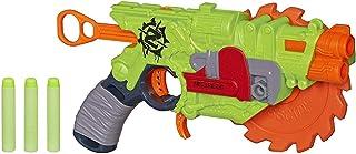 Nerf 僵尸攻击 crosscut 玩具枪