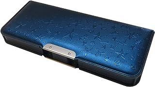 Kutsuwa 笔盒 磁铁笔盒 Clarino 完美契合 2门 藏青色