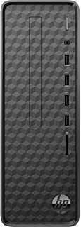 HP惠普 超薄台式电脑 - S01-aF0019ns 台式电脑 (AMD Ryzen 3 3250U,8GB 内存,256GB NVMe M.2 SSD,AMD Radeon)