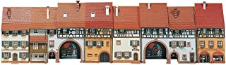 Faller 232380 Six Relief Houses N Scale Building Kit