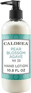 Caldrea-手霜梨开花龙舌兰-10.8 盎司。