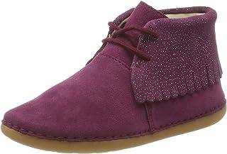 Clarks 女童 Skylark Form K 踝靴