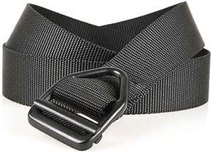 bison 百帝思赞 男式 户外多功能腰带 战术腰带军迷腰带 锁扣可做工具 545BLKL 黑色-2