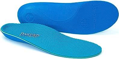 powerstep pinnacle breeze shoe insoles – 减震搜索支持和缓冲,为Plantar fasciitis, arch and heel pain, flat feet and overpronation