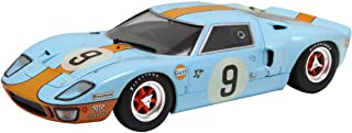 富士美模型 1/24 现实跑车系列No.97 福特GT40 '68 鲁曼优胜车
