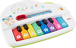 Fisher-Price Laugh & Learn 傻瓜声发光钢琴
