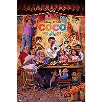Grupo Erik Editores - 海报,61 x 91.5 厘米 Disney Coco 61 x 91.5 cm