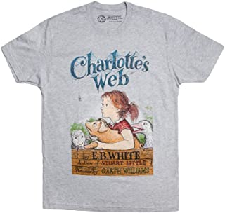 Out of Print Men's Charlotte's Web T-Shirt