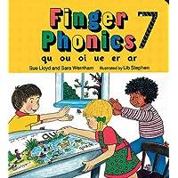 Finger Phonics: qu, ou, oi, ue, er, ar Bk. 7