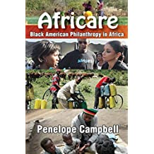 Africare: Black American Philanthropy in Africa (English Edition)