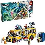 LEGO Hidden Side Paranormal Intercept Bus 3000 70423 增强现实 [AR] 搭建套件,玩具应用可与幽灵玩具和车辆一起进行无尽的创意游戏,New 2019(689 件) 标