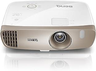 BenQ W 1080P 全高清 REC 709投影机短焦20.32cm AT 2.5M 镜头 Shift 2d keystone 校正内置式10W 音箱 X 227DB 低噪音 HDMI X 3 MHL 和可选无线套装)