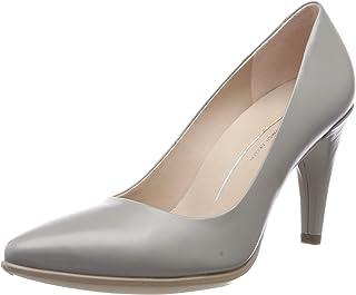 ECCO 女士 Shape 75 尖头露趾高跟鞋